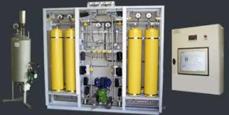 установка осушки газа на АГНКС